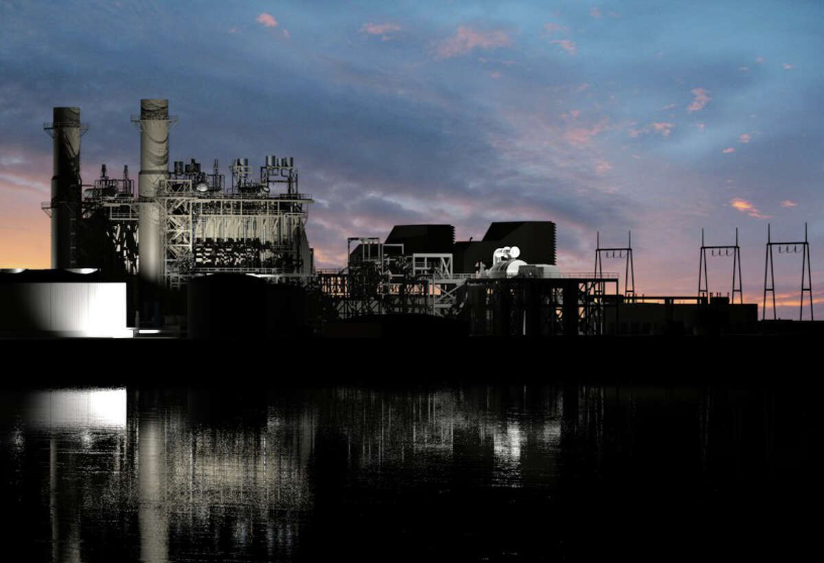 Entergy Texas is planning the construction of a new power station in Montgomery County.