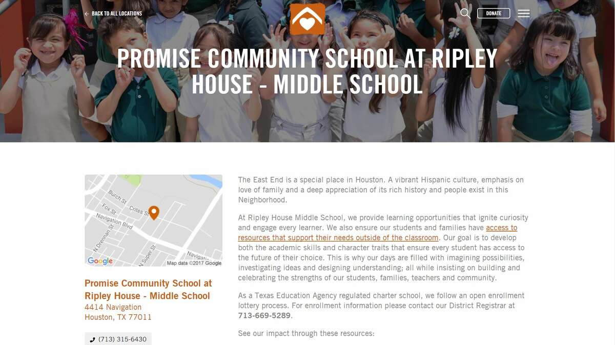11. Promise Community School Enrollment: 1,705 Reading gains/losses: -51 days of learning Math gains/losses:Unable to be statistically determined