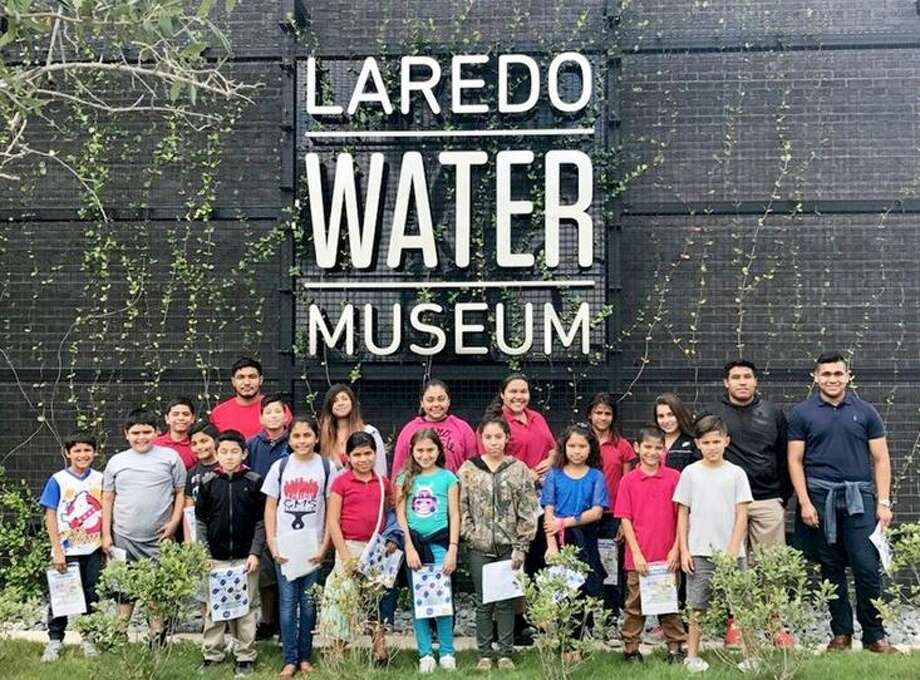 LISD Migrant Enrichment Program students were one of the first in town to tour the new Laredo Water Museum. The students enjoyed visiting the museum and trying all the hands-on exhibits, while learning about Laredo's only water source, the Rio Grande River, the way water is tested and how it can be conserved.   Photo: Courtesy