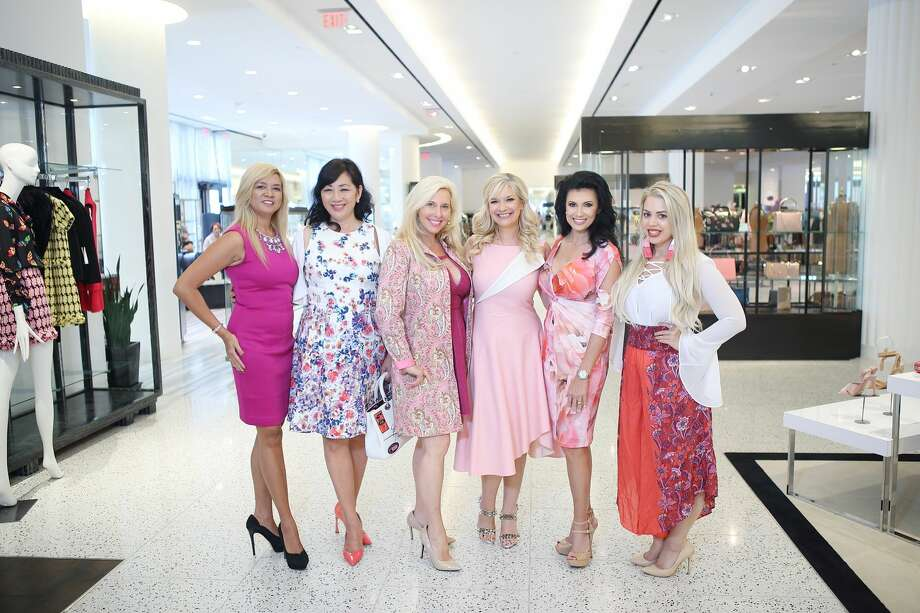 """Inside """"Go Pink at Tootsies"""" luncheon benefiting KnowAutism Photo: Quy Tran"""