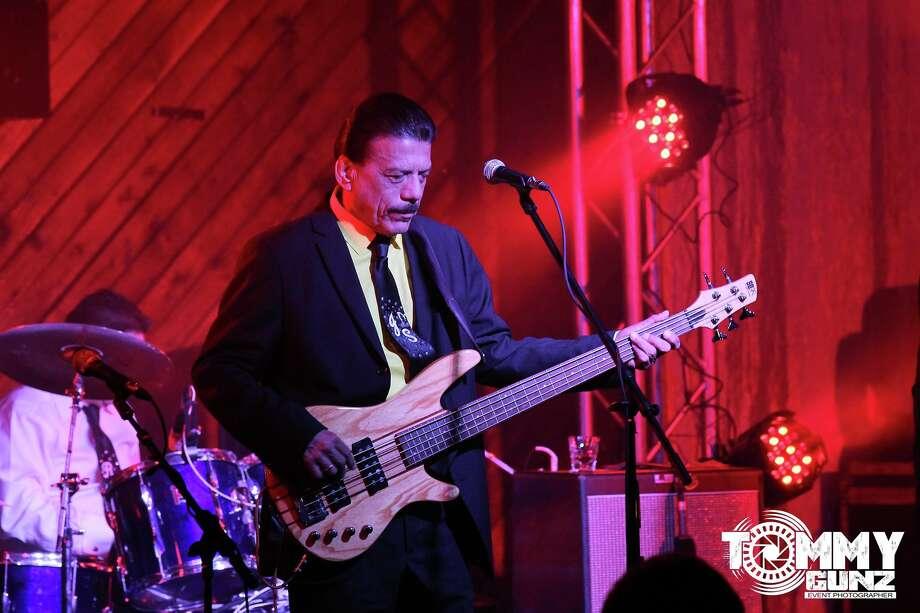 Tejano legend Jessy Serrata was diagnosed with kidney cancer in early 2017. Photo: Thomas Vasquez Aka Tommy Gunz