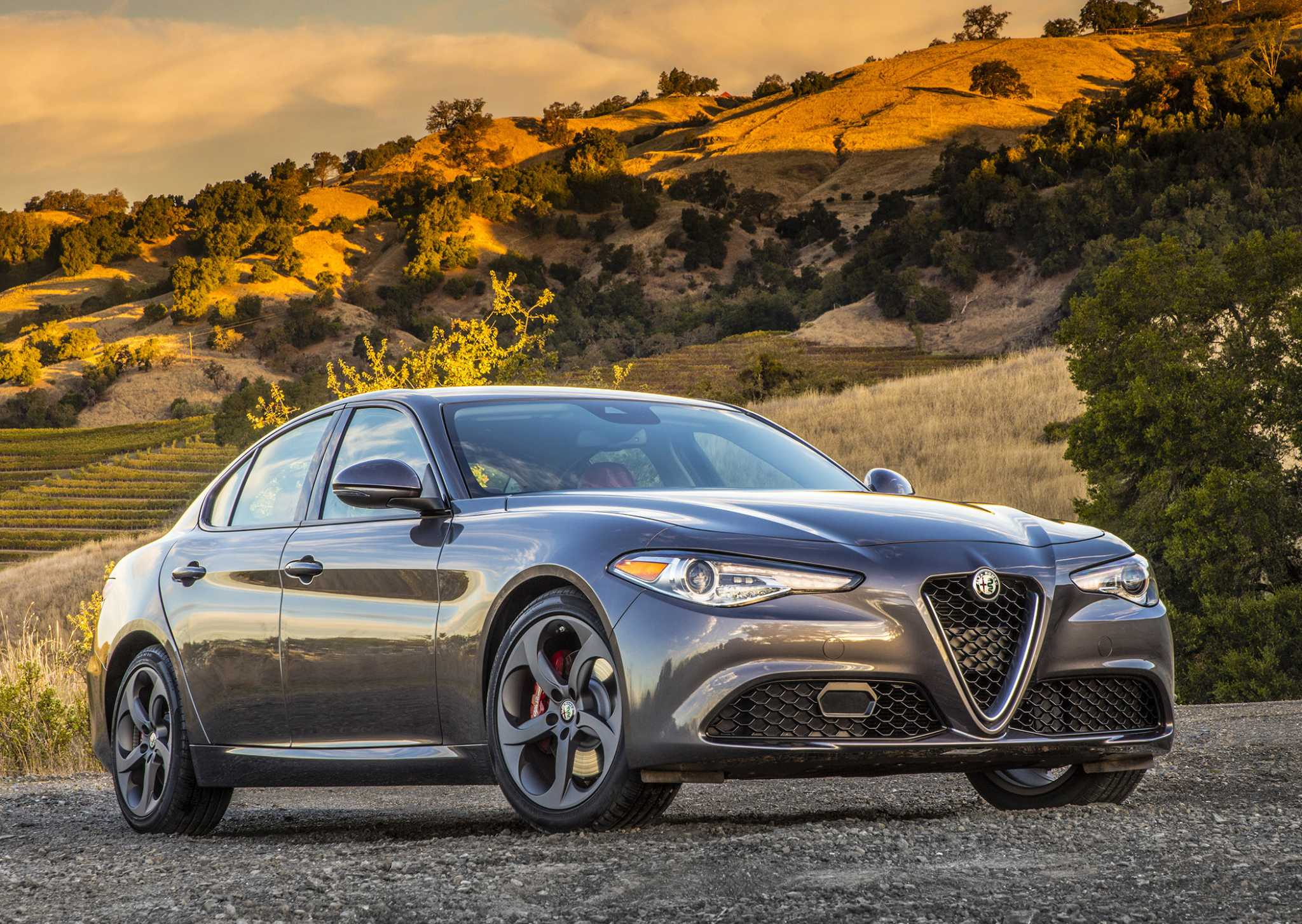 Alfa rolls out affordable sports sedan Giulia for 2017