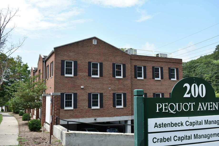 The 200 Pequot Ave. offices in Fairfield that Astenbeck Capital Management shares as its headquarters along with multiple other firms. On Aug. 3, 2017, Bloomberg reported plans by Astenbeck to shut down and return investor money after lackluster trading results in the oil markets in which it has specialized under founder Andrew Hall. Photo: Alexander Soule / Hearst Connecticut Media / Stamford Advocate