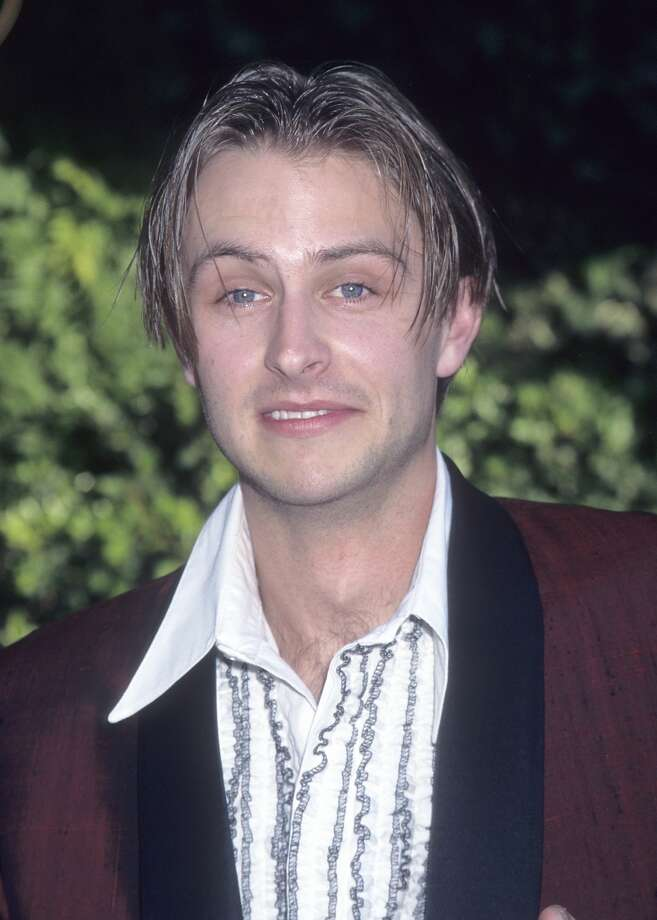 BURBANK, CA - JUNE 10:  Television host Chris Hardwick attends the Fourth Annual MTV Movie Awards on June 10, 1995 at Warner Bros. Studios in Burbank, California. (Photo by Ron Galella, Ltd./WireImage) Photo: Ron Galella/WireImage