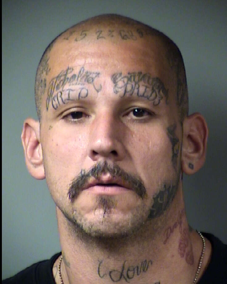 S A  man with 'crip pride' tattooed on his face accused of drugging