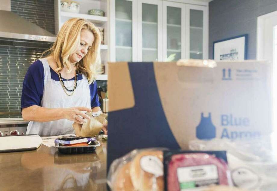 A W.A.R.N. notice, which requires employers to provide 60 days notice of plant closings and mass layoffs, appeared Friday saying that 1,270 Blue Apron employees would be affected. Photo: Courtesy ACC