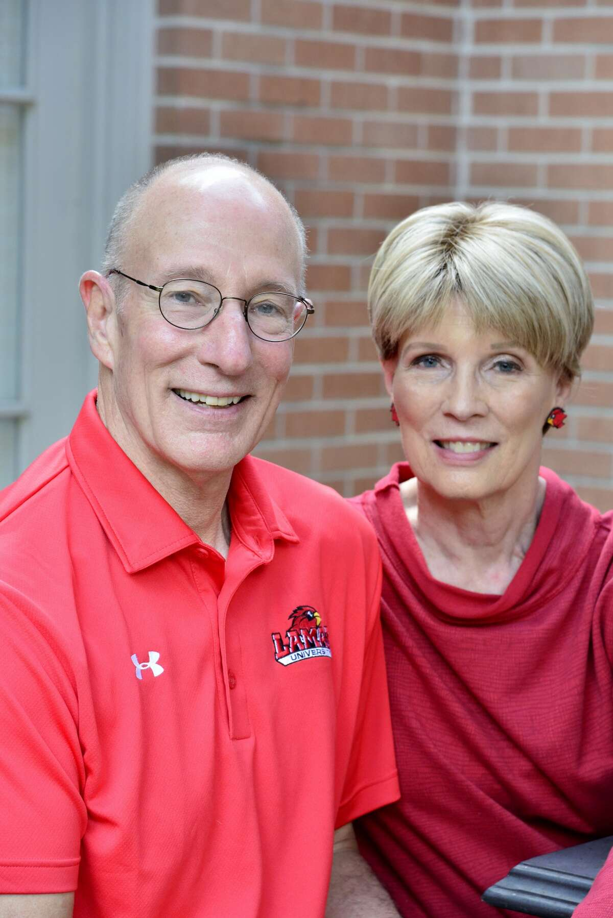 The First Couple of LU Cardinals