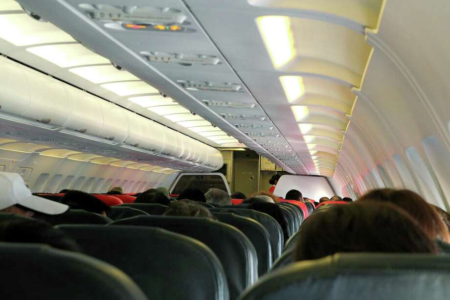 The why of the incredibly shrinking airline seat is no mystery, but one judge's outrage over them felt really good. Photo: Dreamstime /TNS / Chicago Tribune
