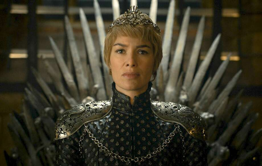 This is how most people know Lena Headey today, as the incestuous Queen Regent Cersei Lannister. Photo: Associated Press