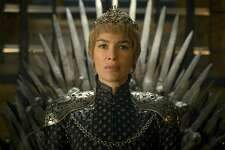 "FILE - This file image released by HBO shows Lena Headey as Cersei Lannister in a scene from ""Game of Thrones."" In the eagerly-awaited season 7 premiere of HBO's hit TV series, ""Game of Thrones,"" Lannister and Jon Snow learned some tough lessons about the importance of managing resources. (HBO via AP, File)"
