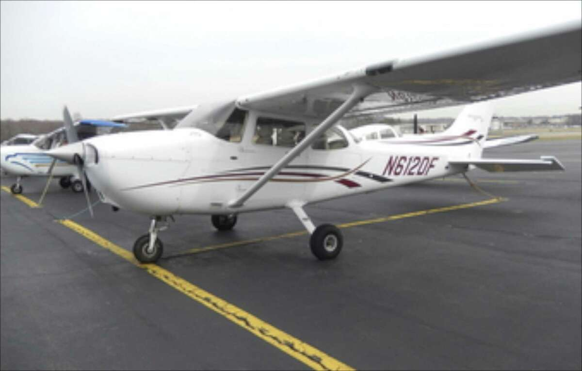 Photograph of the plane that crashed shortly after takeoff from Danbury Airport on Sunday, July 30, 2017. From the web site of Arrow Aviation. The plane was listed as one of several in their fleet but has since been removed from the website.