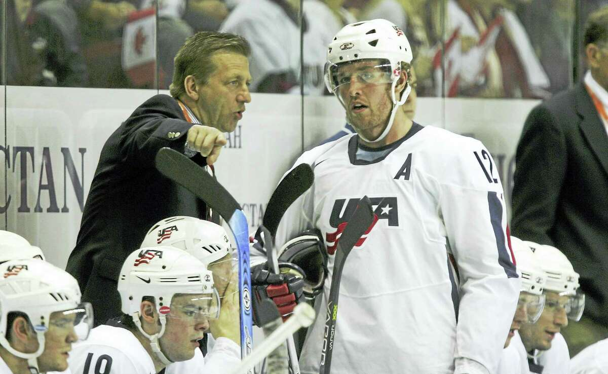 Yale coach Keith Allain will be an assistant coach for USA Hockey for the 2018 Olympics.