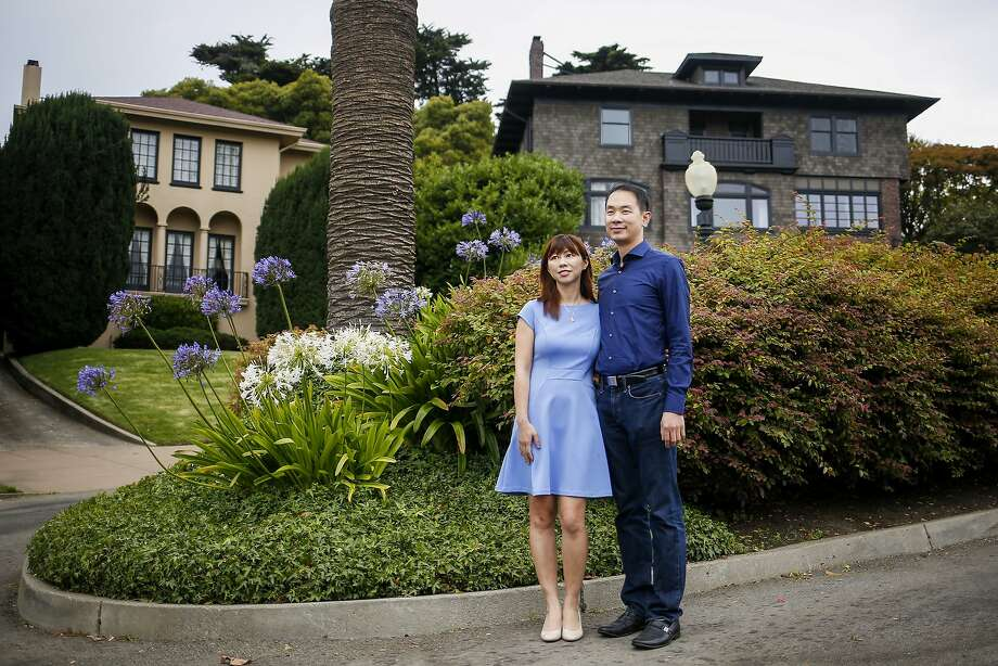 Asian couple buys entire street originally built to keep out 'Orientals'