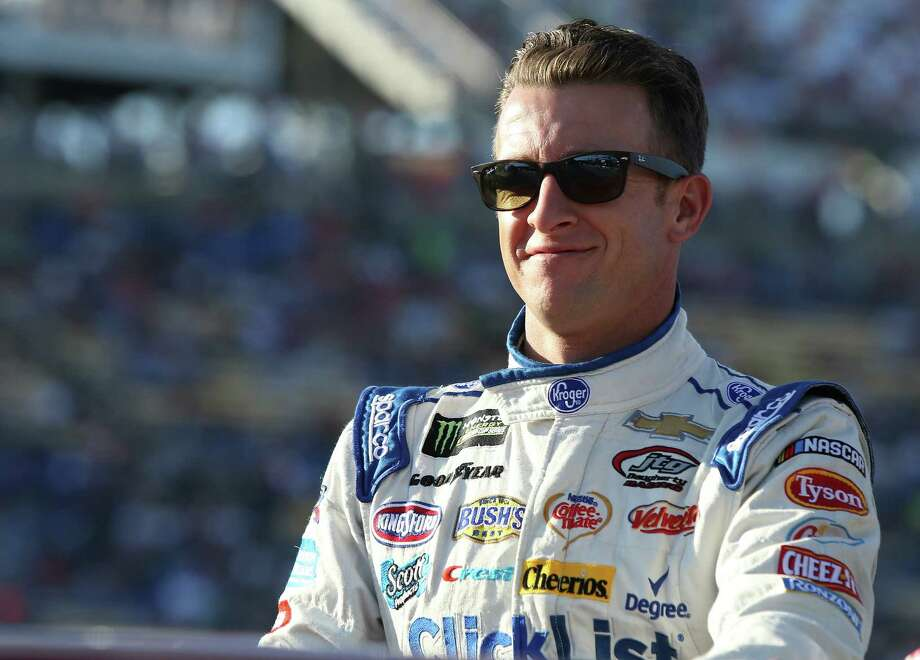 SPARTA, KENTUCKY - JULY 08: AJ Allmendinger, driver of the #47 Kroger ClickList Chevrolet, looks on before the Monster Energy NASCAR Cup Series Quaker State 400 presented by Advance Auto Parts at Kentucky Speedway on July 8, 2017 in Sparta, Kentucky.  (Photo by Jerry Markland/Getty Images) ORG XMIT: 775002030 Photo: Jerry Markland / 2017 Getty Images