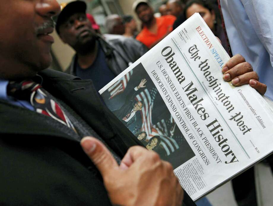 The Washington Post recently tried to answer the question of what if there were no more local news organizations? Photo: AP File Photo / AP2008