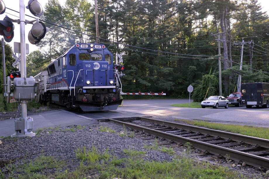 File photo of a train in Redding. Photo: Carol Kaliff / Carol Kaliff / The News-Times
