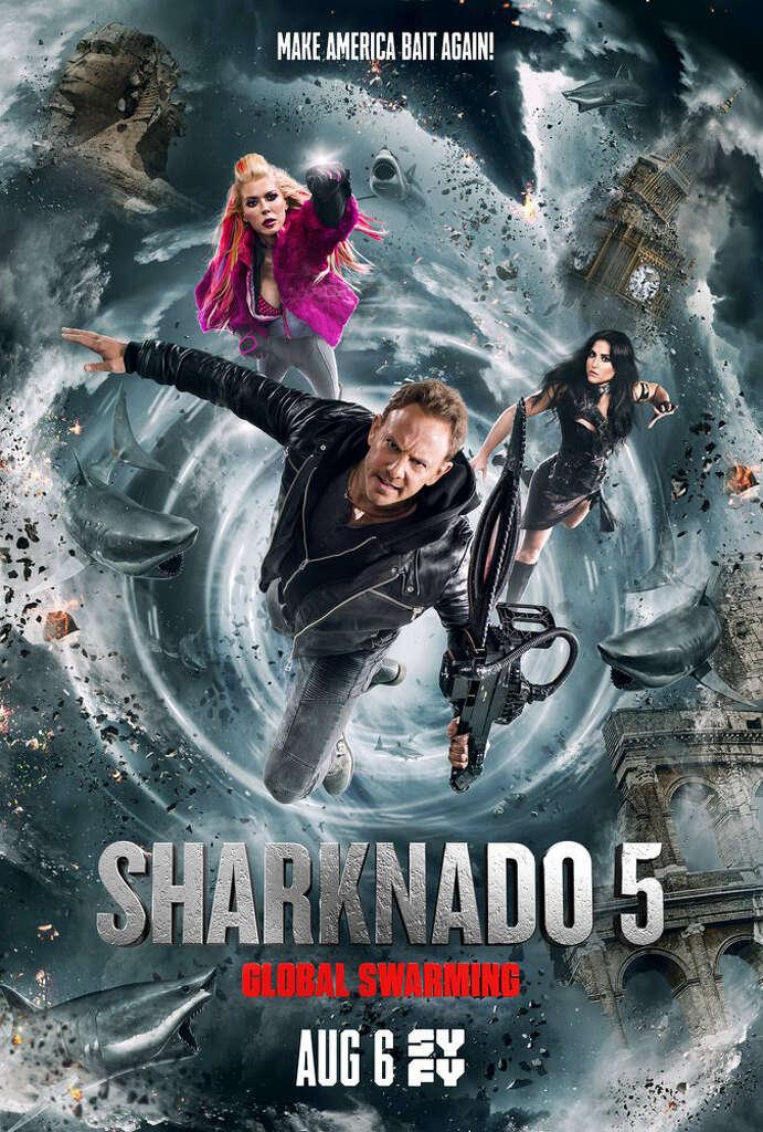 Sharktopus Vs Mansquito