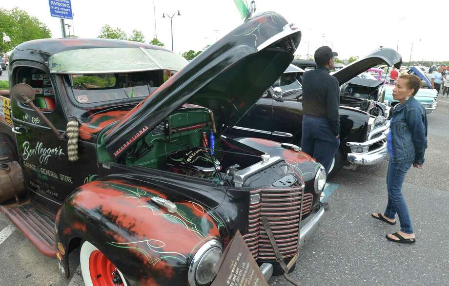 Norwalk-Sons of the American Legion Squadron 12 will host a pancake breakfast from 9-11:30 a.m. on Sunday, Aug. 12, during the Coachmen's Rod & Custom Car Show at the American Legion Hall on 60 County St. in Norwalk. The breakfast includes: pancakes, scrambled eggs, bacon, sausage, orange juice, tea and coffee for $7 per person. No reservations are needed. Photo: Alex Von Kleydorff / Hearst Connecticut Media File / Norwalk Hour