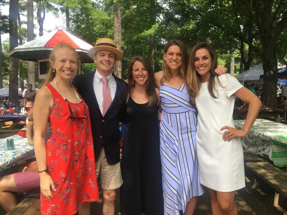 Were you Seen at Whitney Day at Saratoga Race Course on Saturday, August 5, 2017? Photo: Karissa DeLuca