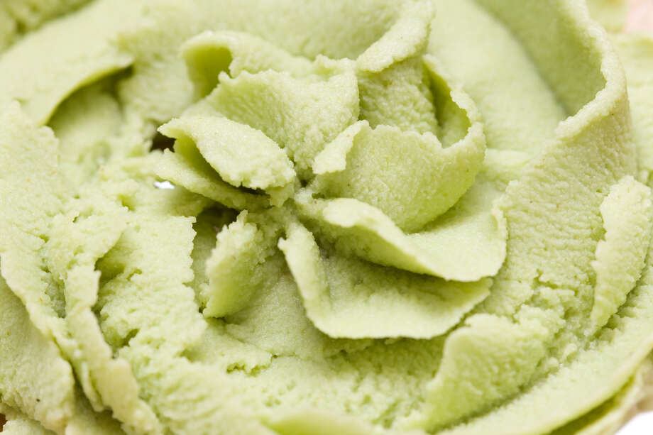 traditional japanese wasabi close-up Photo: Max Andreev / handout / stock agency