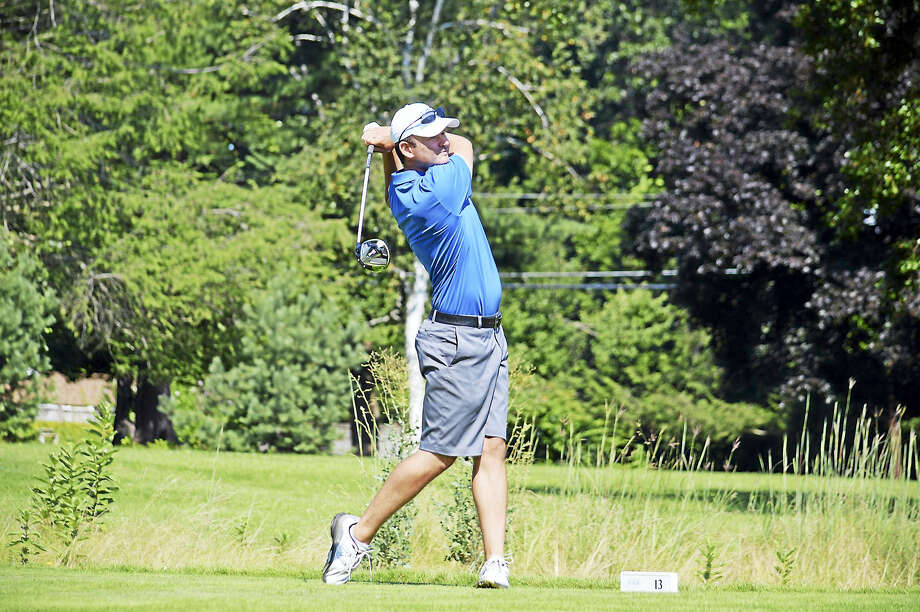 Kyle Gallo, a four-time winner of the Connecticut Open, is currently the men's golf coach at Central Connecticut State. Photo: Photo Courtesy Of CSGA