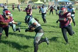 Women's football is gaining popularity all over South Texas as new expansion teams and new leagues sprout up every couple of years.