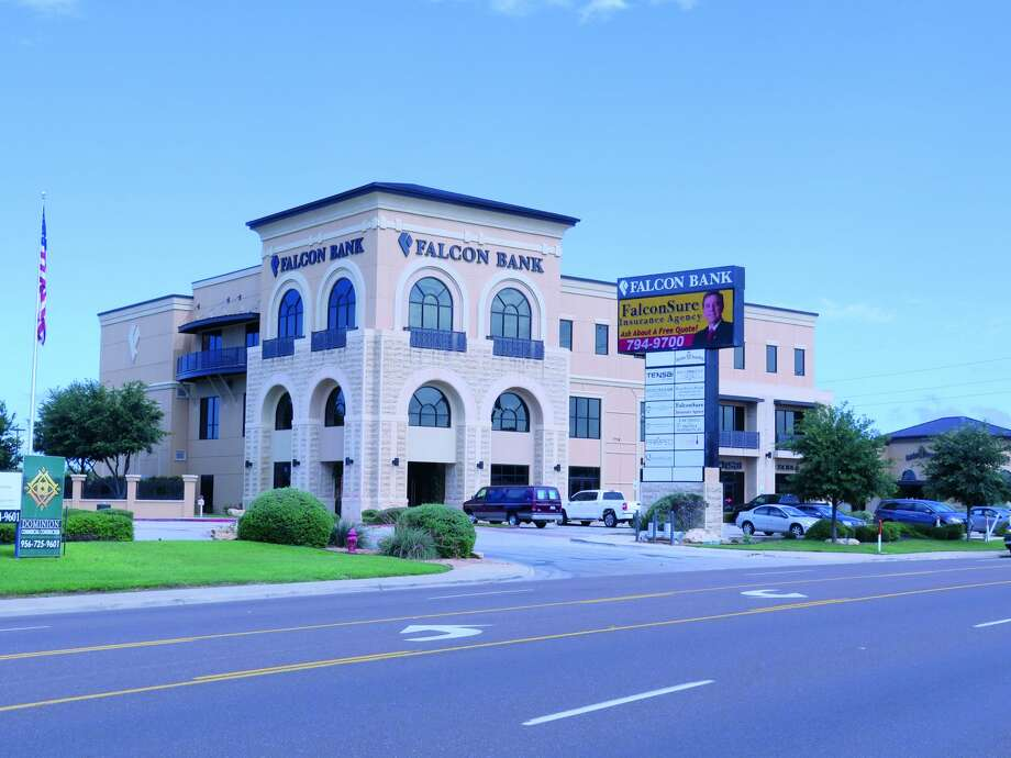In this courtesy photo, the Falcon International Bank headquarters is shown. Photo: Courtesy