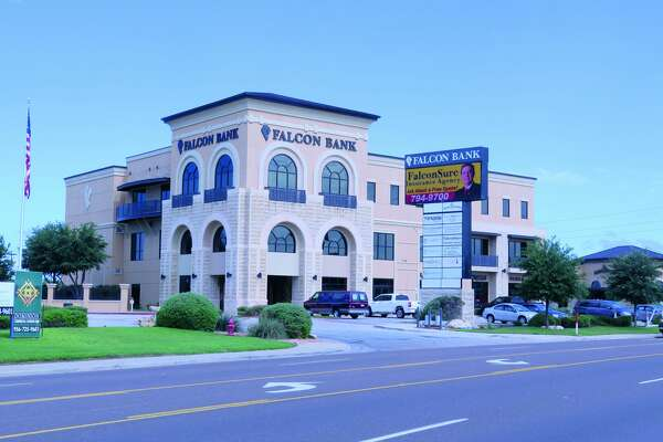 In this courtesy photo, the Falcon International Bank headquarters is shown.