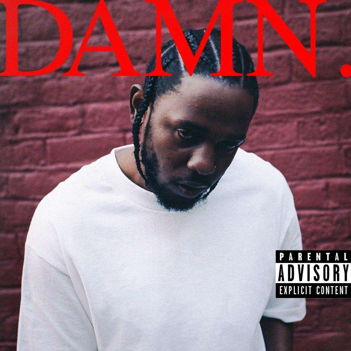 """""""Damn,"""" the fourth studio album by provocative rapper and songwriter Lamar, was released in April."""