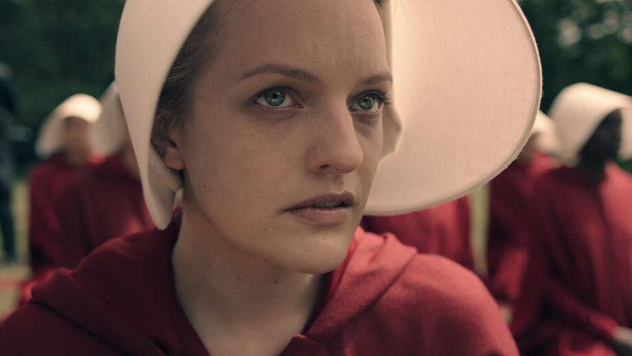 Winner for Program of the Year: The Handmaid's Tale Photo: Hulu