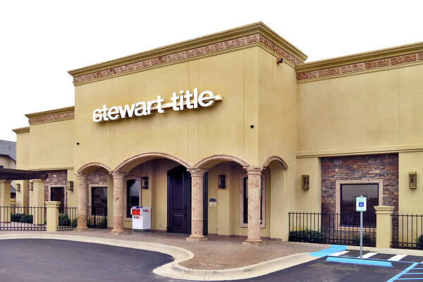 Stewart Title Company, offices located at 1016 Monaco Boulevard.