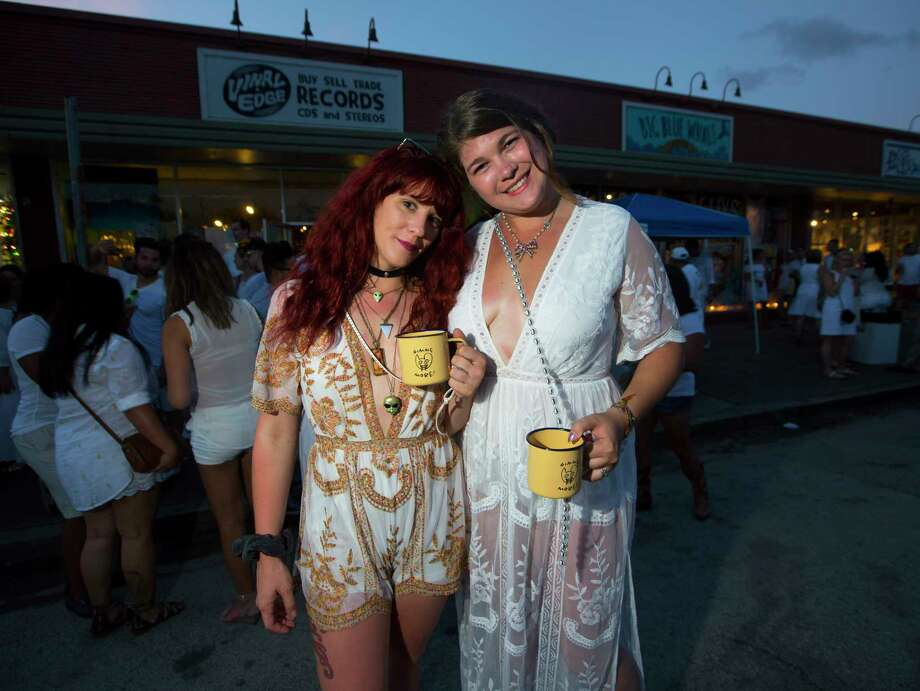 Sights at the11th annual White Linen Night in the Heights on Saturday, Aug. 5, 2017. Photo: Annie Mulligan / @ 2017 Annie Mulligan Houston Chronicle