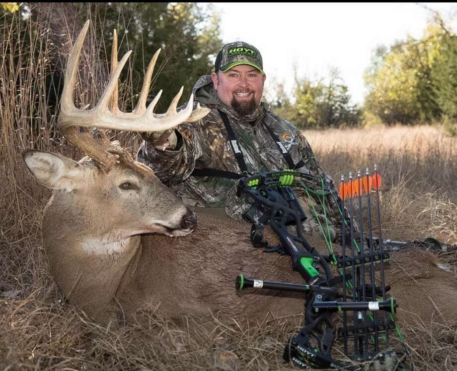 Travis 'T-Bone' Turner, a champion archer and television personality, is the special guest this year at the First Baptist Church Conroe Outdoor & Sports Banquet. Photo: Photo Provided