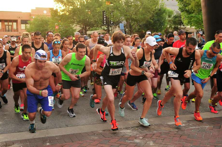 Registration for the Memorial Hermann 10 for Texas event is open. The 3.1 Armadillo Run 5K (3.1 miles) has been added to the event that takes place Saturday, Oct. 14, 2017, at Market Street-The Woodlands. Photo: Submitted