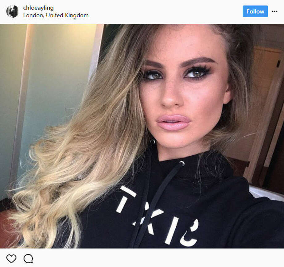 British model Chloe Ayling, 20, was allegedly kidnapped in Milan, Italy by 30-year-old Polish national Lukasz Herba, who posed as a photographer. She accuses him of allegedly intending to sell her into the sex trade.Source: Instagram Photo: Instagram, Chloe Ayling