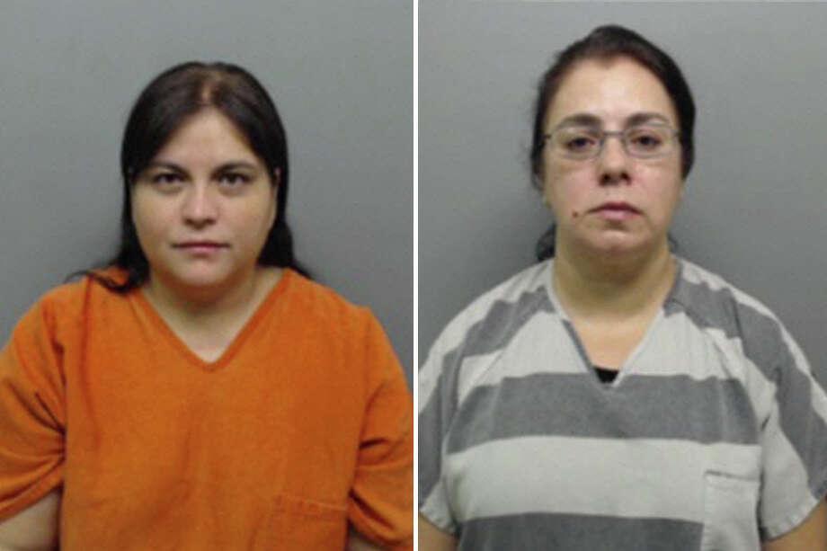 Rodriguez and Cavazos Photo: Courtesy/Webb County Sheriff's Office
