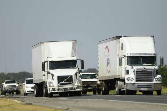Thousands of tractor trailer rigs travel north and south along Interstate 35 every day. Some drivers say they have been approached about carrying an illegal load.