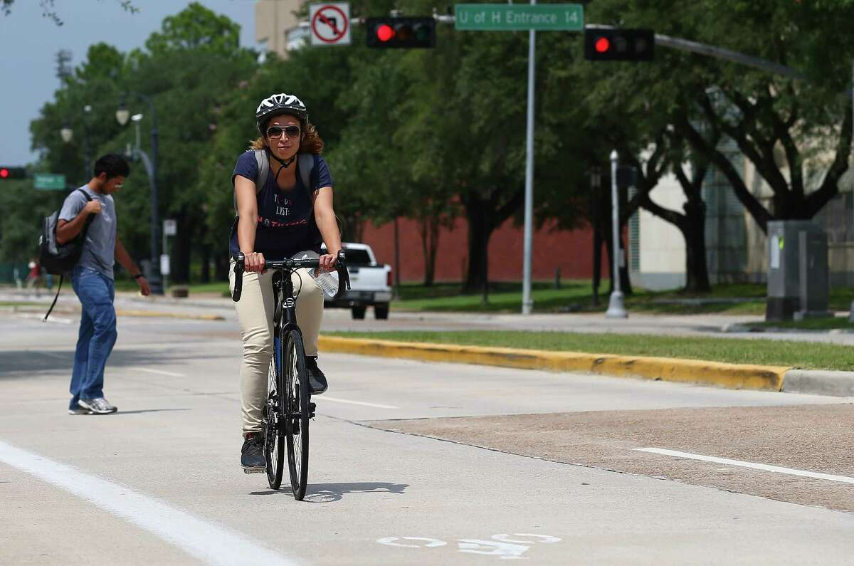 An ordinance passed in 2013 requires motorists to stay at least 3 feet from bicyclists and pedestrians, though enforcement remains spotty.