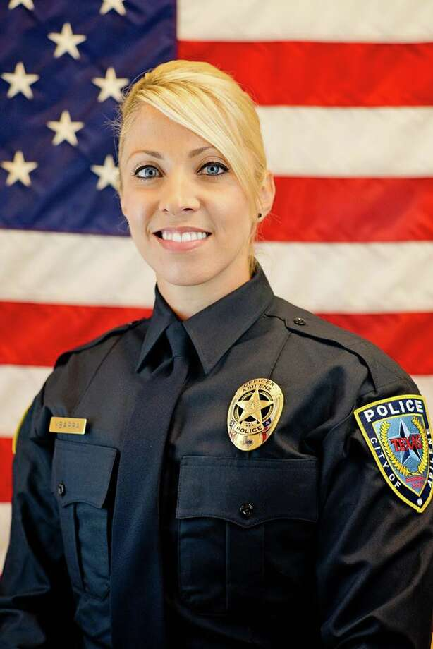 Elise Ybarra of the Abilene Police Department was killed Sunday while traveling to a law enforcement conference in Dallas. See photos of other officers killed in Texas recently. Photo: Abilene Police Department