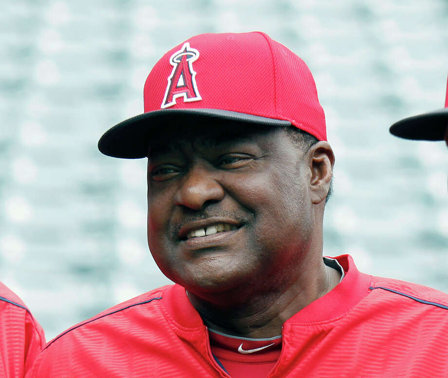 FILE - In this April 23, 2015, file photo, Los Angeles Angels' Don Baylor poses for a photo before a baseball game against the Oakland Athletics, in Anaheim, Calif. Don Baylor, the 1979 AL MVP with the California Angels who went on to become manager of the year with the Colorado Rockies in 1995, has died. He was 68. Baylor died Monday, Aug. 7, 2017, at a hospital in Austin, Texas, his son, Don Baylor Jr., told the Austin American-Statesman.(AP Photo/Alex Gallardo, File) Photo: Alex Gallardo, Associated Press / FR170211 AP