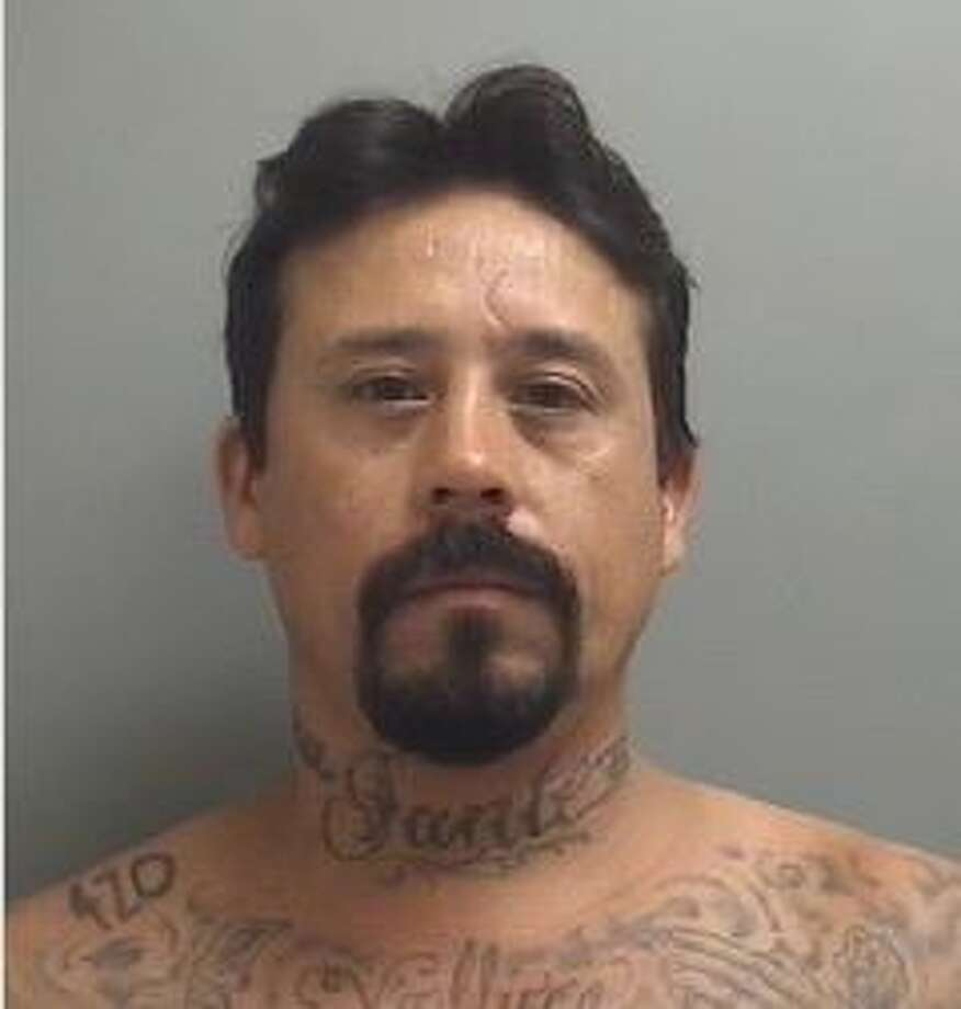 Raul De Leon, 37, is accused of shooting his stepson on Sunday, Aug. 6 during a drunken fight. He's charged with aggravated assault with a firearm in Harris County. Photo: La Porte Police Department
