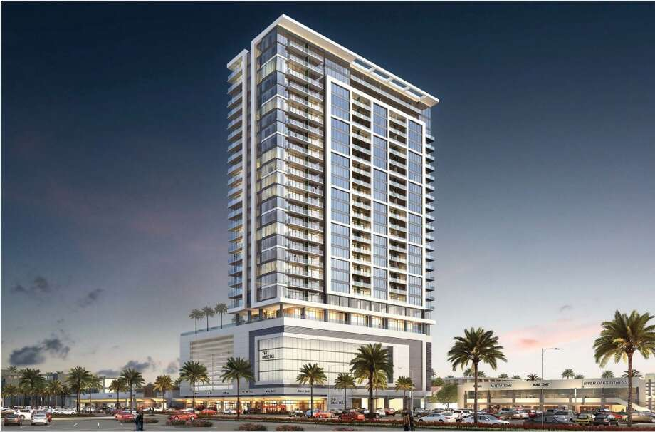A rendering of The Driscoll. Photo: Weingarten Realty