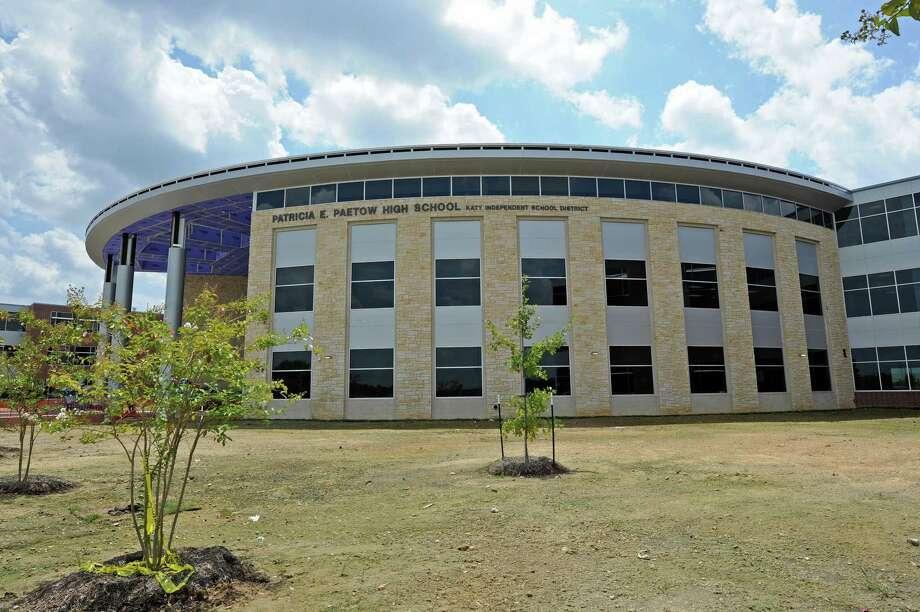 Patricia E. Paetow High School in Katy on Aug. 1, 2017. Photo: Craig Moseley, Staff / ©2017 Houston Chronicle