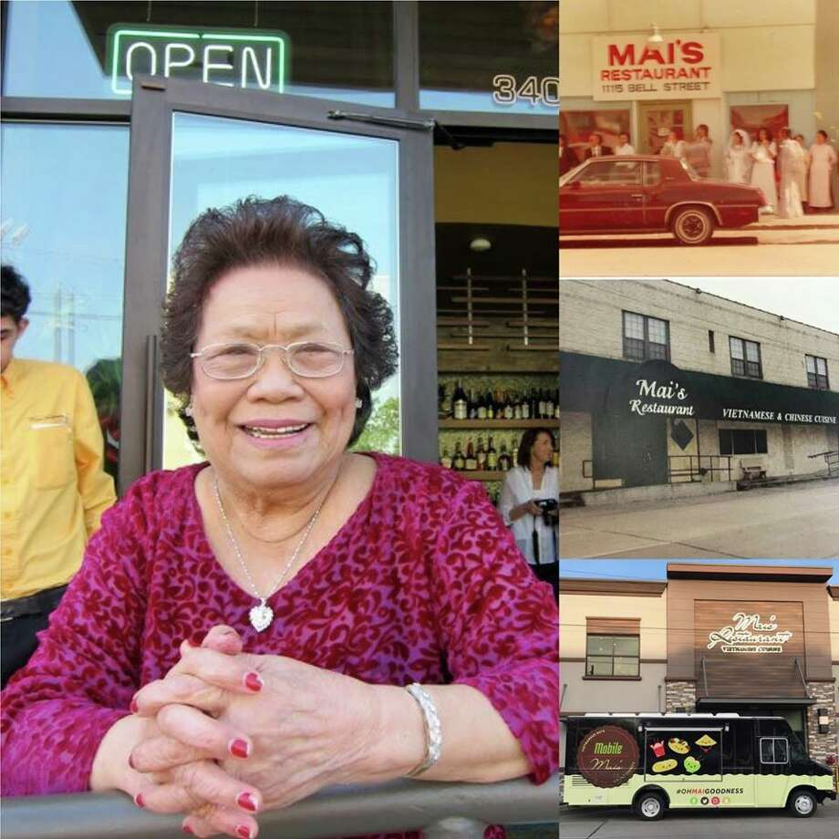 Mai's Restaurant opened in 1978 after Phin Nguyen and her husband immigrated from Vietnam. Photo: Mai's Restaurant