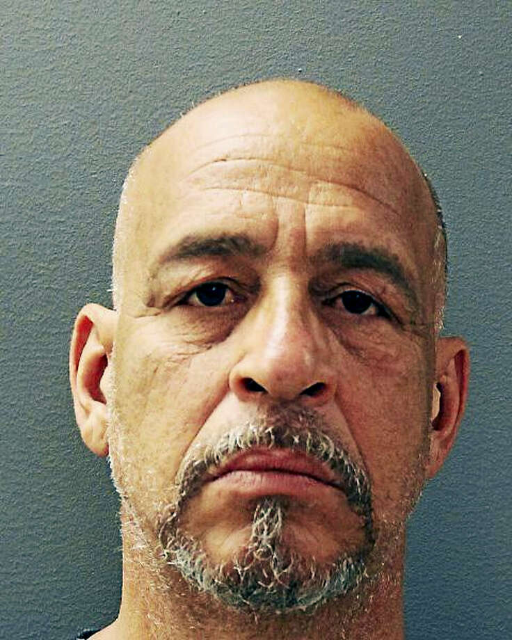 Michael Cancel is accused of driving over a woman's leg with his car. Photo: Photo Courtesy Of Hamden Police