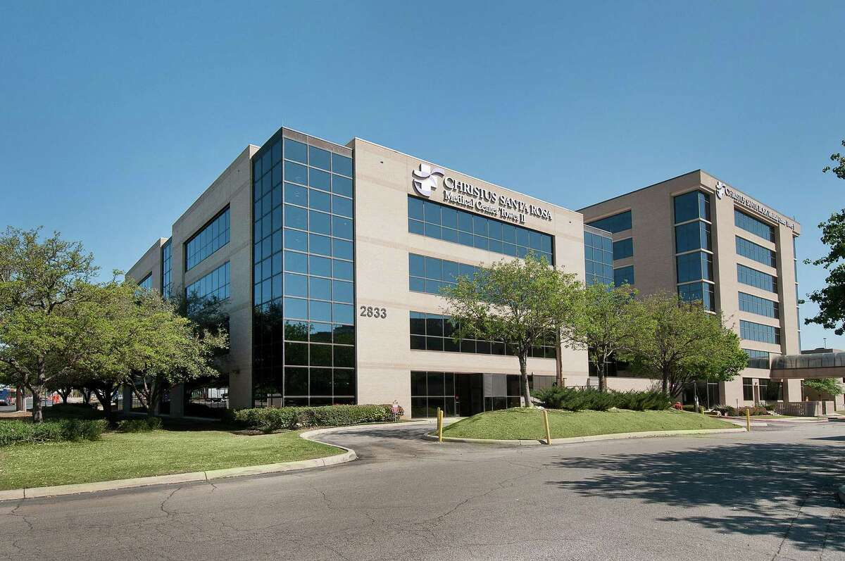 The partnership also bought two towers with a total of 172,000 square feet in the South Texas Medical Center.