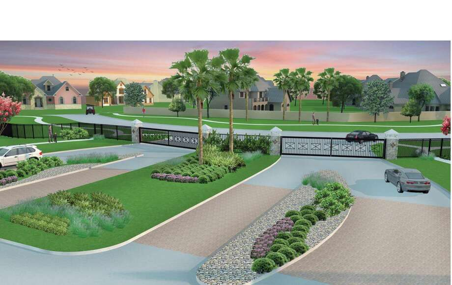Land Tejas donates their first lot of 15 to the Benefit Homes Project in their Northpointe community. Total estimated lot value donated to the Benefit Homes Project is $1,080,000. Photo: Lacy