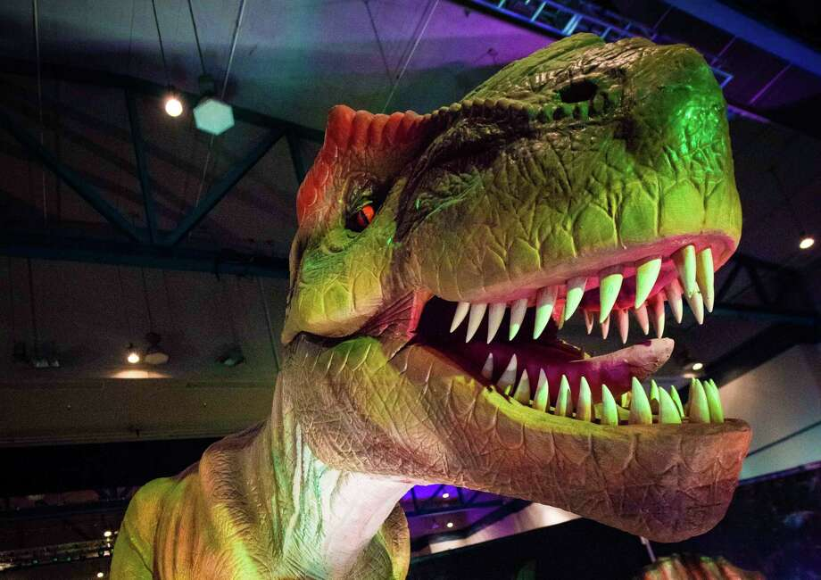 """""""Discover the Dinosaurs Unleashed"""" is coming to Freeman Coliseum. Photo: Courtesy Photo"""