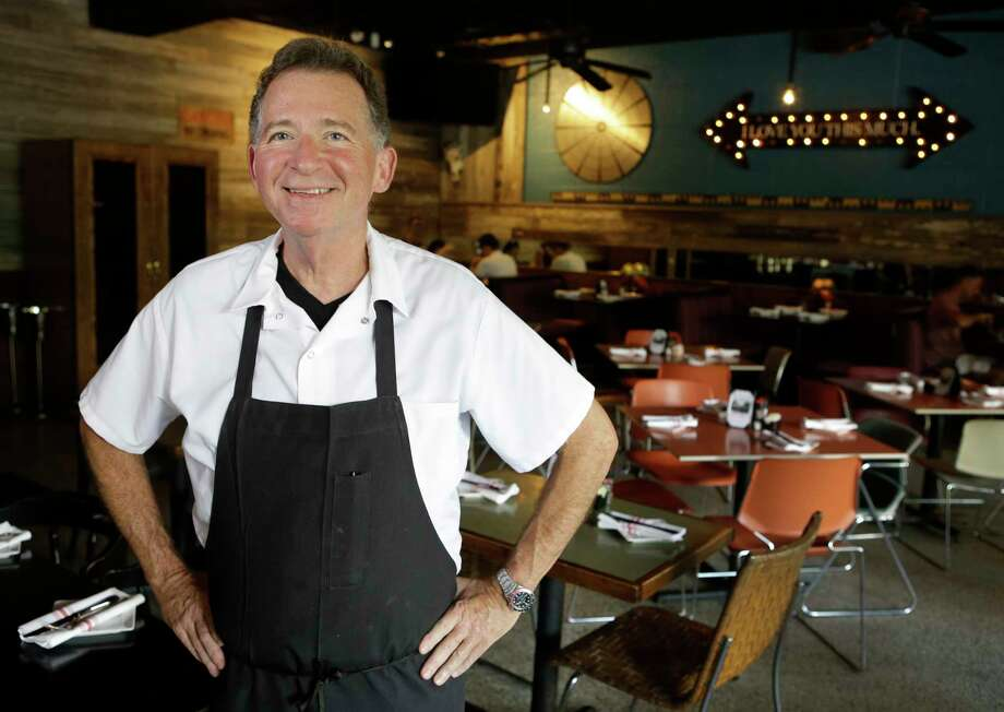 Chef John Sheely at Lowbrow Food & Drink, 1601 W. Main.  Photo: Melissa Phillip, Houston Chronicle / © 2017 Houston Chronicle