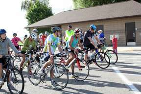 Biking, kayaking and running, all bundled into one, was another success at the fifth annual Harbor Beach Biyakathon.